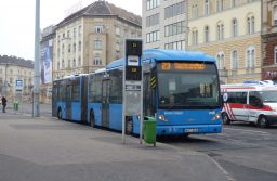 Gyorsabb közlekedés a 23-as busszal a meghosszabbított Soroksári úti buszsávon